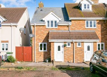 Thumbnail 2 bed end terrace house for sale in Manea, March, Cambridgeshire