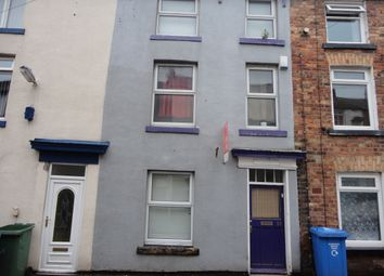 Thumbnail 3 bed terraced house to rent in 55 Durham Street, Scarborough