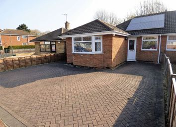Thumbnail 3 bed semi-detached bungalow for sale in Shearwater Grove, Innsworth, Gloucester