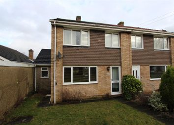 Thumbnail 3 bedroom semi-detached house for sale in Prospero Way, Hartford, Huntingdon
