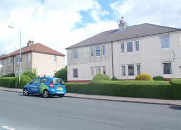 Thumbnail 1 bedroom flat to rent in Lochfield Drive, Paisley