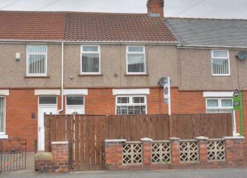 Thumbnail 3 bedroom terraced house for sale in Rothesay Terrace, Bedlington