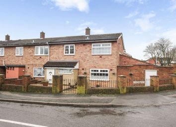 Thumbnail 4 bed end terrace house for sale in Benstede, Stevenage