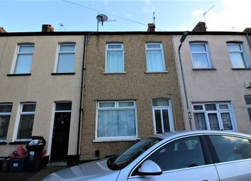 Thumbnail 2 bedroom terraced house for sale in Magor Street, Newport, Gwent