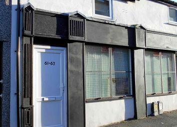 Thumbnail 2 bed flat to rent in Pool Street, Side Flat, Caernarfon
