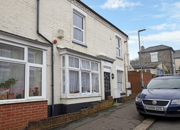 Thumbnail 2 bed terraced house for sale in Winter Road, Norwich