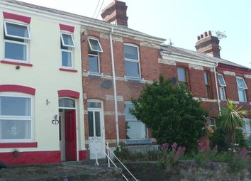 Thumbnail 2 bed property to rent in Rockmount Terrace, Bideford, Devon