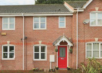 Thumbnail 2 bed terraced house for sale in Marsden Close, Nottingham, Nottinghamshire