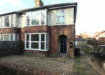 Thumbnail 1 bed flat to rent in Dereham Road, Norwich