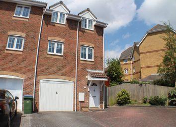 Thumbnail 3 bedroom detached house for sale in Badgers Copse, Park Gate, Southampton