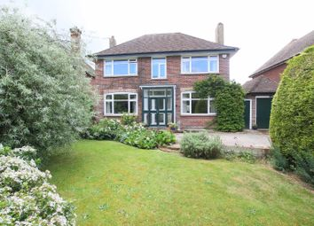 Thumbnail 4 bed detached house for sale in Whitstable Road, Blean, Canterbury