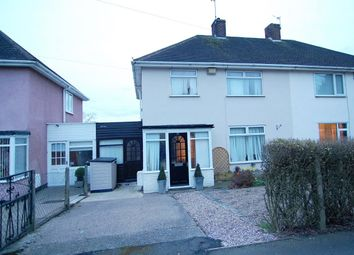 Thumbnail 3 bed semi-detached house for sale in Westwick Road, Nottingham