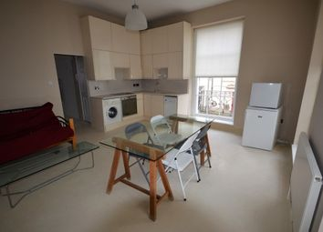 Thumbnail 1 bed flat to rent in Mornington Crescent, Camden
