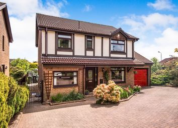 Thumbnail 4 bed detached house for sale in Muirfield Road, Westerwood, Cumbernauld