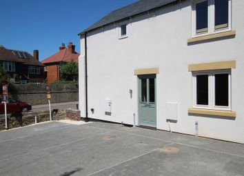 Thumbnail 2 bed end terrace house to rent in Lime Tree Close, Tibshelf, Alfreton