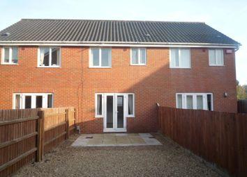 Thumbnail 2 bedroom terraced house to rent in Mavish Close, Norwich
