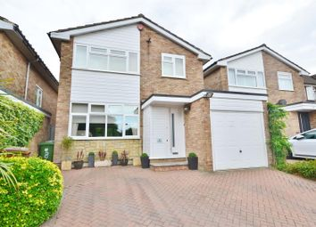 Thumbnail 4 bed detached house for sale in Wendover Way, Bushey