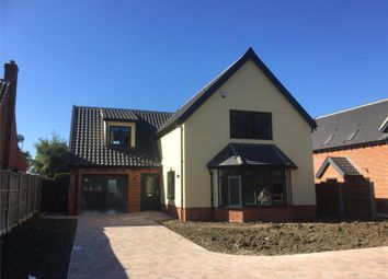 Thumbnail 4 bedroom detached house for sale in Plots 1 - 4 Burston Road, Dickleburgh, Diss