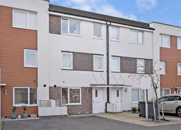 Thumbnail 4 bed town house for sale in Lindbergh Close, Gosport, Hampshire