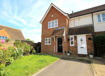 Thumbnail 2 bed semi-detached house to rent in Monro Drive, Guildford