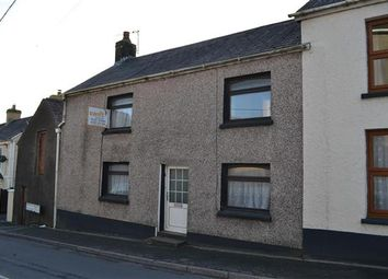 Thumbnail 3 bed terraced house for sale in Surgeon Street, North Carmarthenshire, Cynwyl Elfed