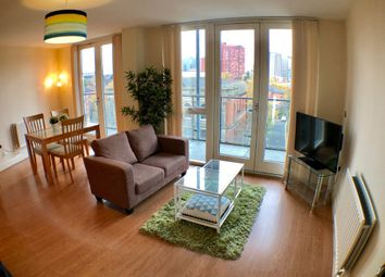 Thumbnail 1 bed flat for sale in Bath Row, Park Central, Birmingham