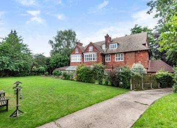Thumbnail 2 bed flat for sale in Bonchester Close, Chislehurst, Kent