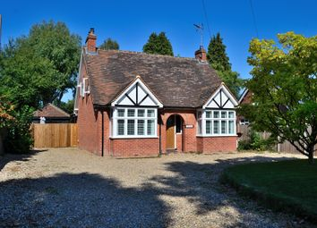 Thumbnail 3 bed detached house for sale in Sherfield Road, Bramley, Tadley