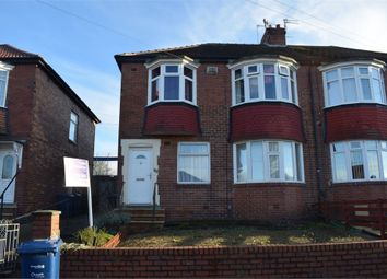 Thumbnail 3 bedroom flat for sale in Ovington Grove, Newcastle Upon Tyne, Tyne And Wear