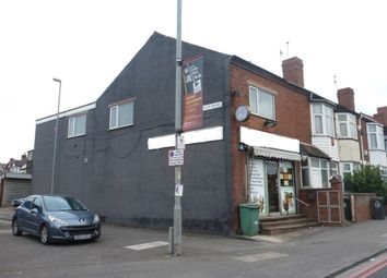 Thumbnail Commercial property for sale in Wolverhampton Road, Walsall
