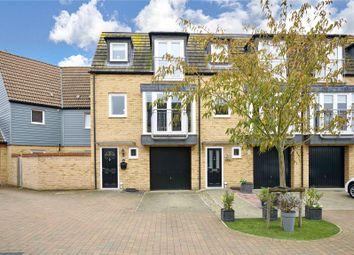 Thumbnail 4 bed end terrace house for sale in Samuel Jones Crescent, Little Paxton, St. Neots, Cambridgeshire