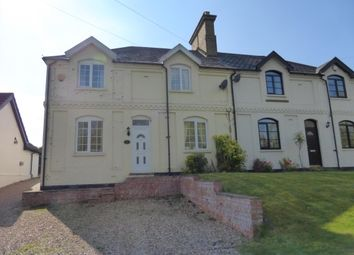 Thumbnail 4 bed semi-detached house to rent in North End Road, Exning, Newmarket