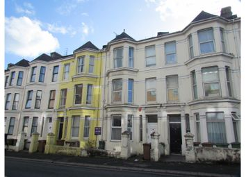 Thumbnail 2 bed maisonette for sale in Alexandra Road, Plymouth
