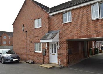 Thumbnail 1 bedroom flat for sale in Mill Street, Wednesbury, Darlaston