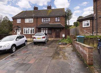 Thumbnail 3 bed semi-detached house for sale in Saddlers Park, Eynsford, Dartford