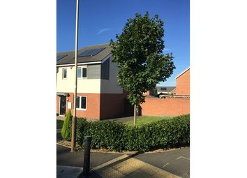 Thumbnail 2 bedroom semi-detached house for sale in 14 Bunten Green, Hamilton, Leicester, Leicestershire