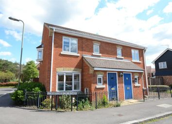 Thumbnail 3 bed semi-detached house to rent in Whitchurch Road, Fleet