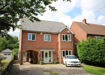 Thumbnail 4 bedroom detached house for sale in Kings Loke, Hemsby, Great Yarmouth