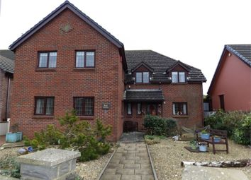 Thumbnail 5 bed detached house for sale in Roebuck Close, Steynton, Milford Haven, Pembrokeshire