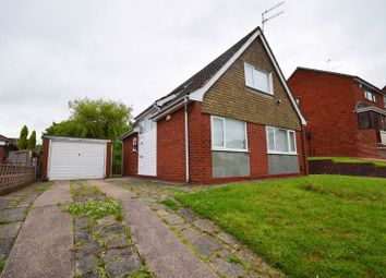 Thumbnail 3 bed detached bungalow for sale in Crediton Avenue, Bradeley, Stoke-On-Trent