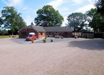 Thumbnail 5 bed equestrian property for sale in Warrant Road, Tern Hill, Market Drayton