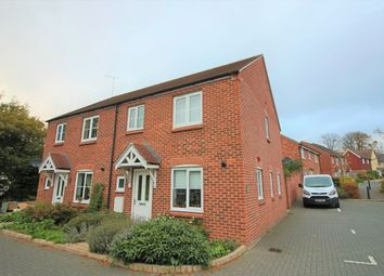 Thumbnail 3 bed semi-detached house to rent in Bramble Walk, Andover, Hampshire
