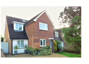 Thumbnail 4 bed semi-detached house for sale in Ravensbourne Avenue, Shoreham-By-Sea