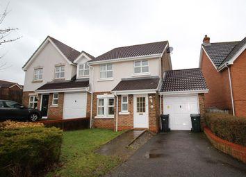 Thumbnail 3 bed detached house to rent in Frank Edinger Close, Kennington, Ashford