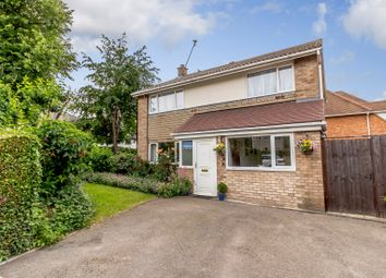 Thumbnail 4 bed detached house for sale in Prince Andrews Close, Royston