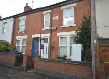 Thumbnail 3 bed terraced house to rent in Crewe St, Derby