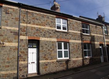 Thumbnail 2 bed terraced house to rent in Market Street, North Tawton