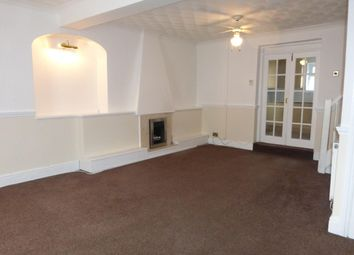 Thumbnail 3 bed property to rent in Brithweunydd Road, Trealaw, Tonypandy
