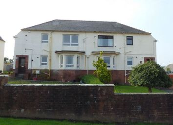Thumbnail 2 bed flat for sale in Car Road, Cumnock