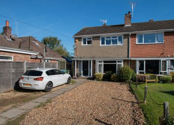 Thumbnail 4 bed semi-detached house for sale in Westergate Mews, Nyton Road, Westergate, Chichester